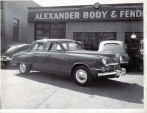 The Alexander Body & Fender Gold Standard: What It Means